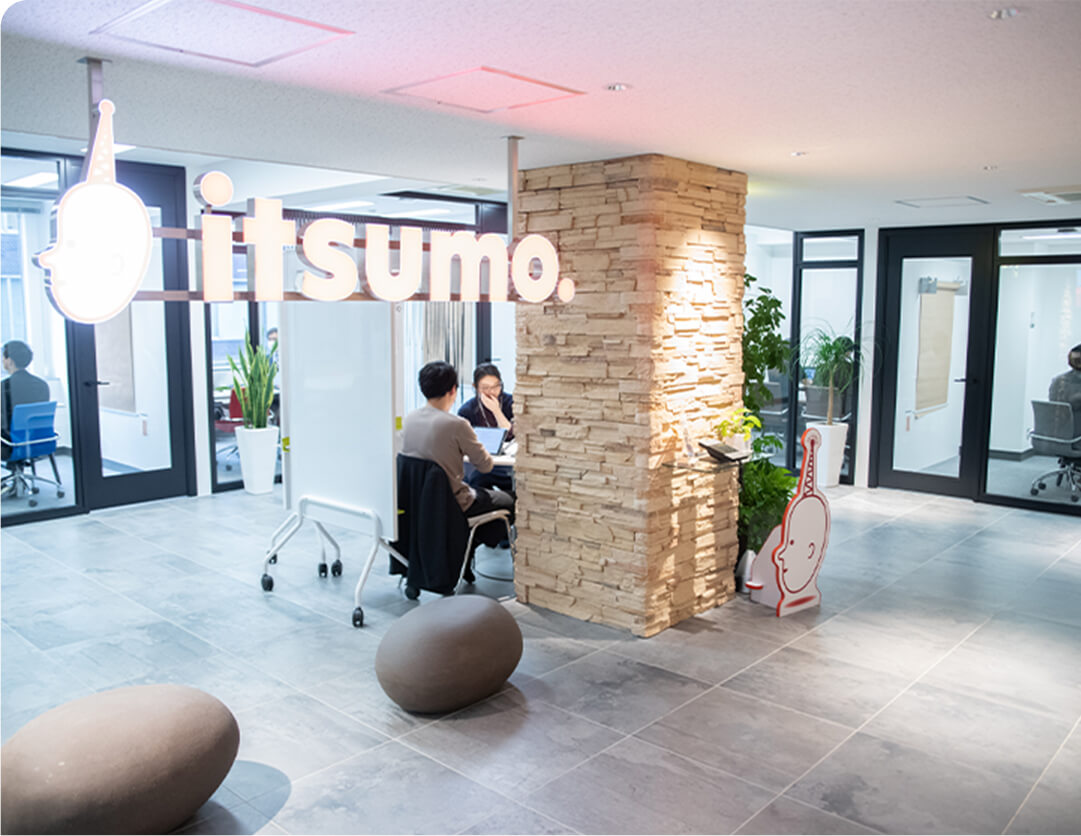About itsumo. 私たちについて